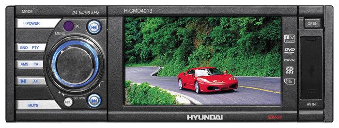 Автомагнитола Hyundai H-CMD4013