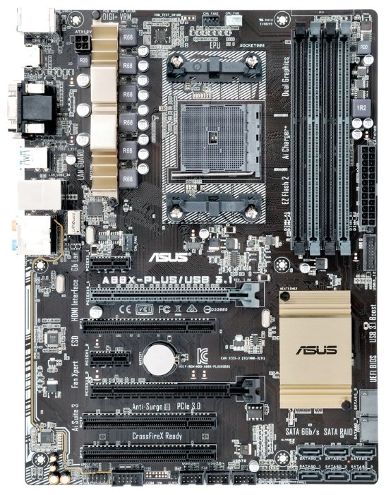 NEW DRIVERS: ASUS M5A88-M AI CHARGER