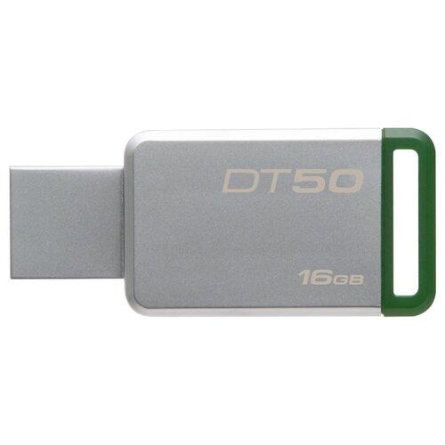 Купить Флешка Kingston DataTraveler 50 16GB