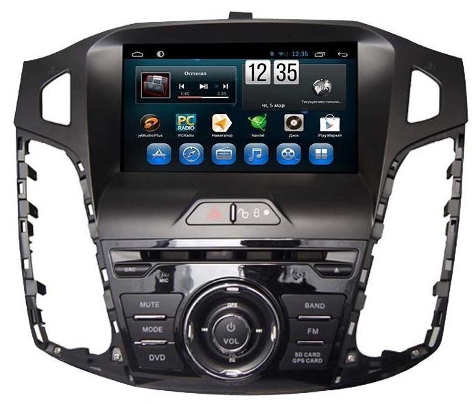 FarCar s180 Ford Focus 3 на Android 4.4 (q150)