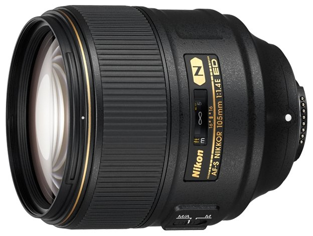 Nikon Объектив Nikon 105mm f/1.4E ED AF-S Nikkor