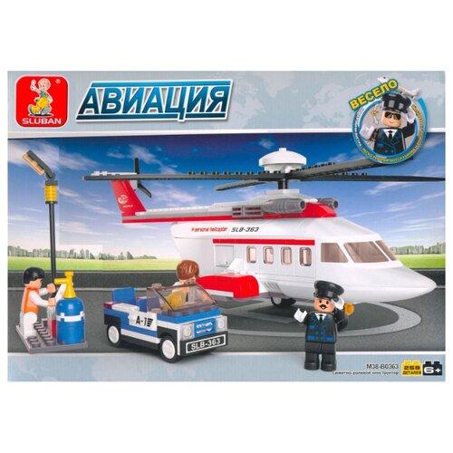 Конструктор SLUBAN Авиация M38-B0363Конструкторы<br>