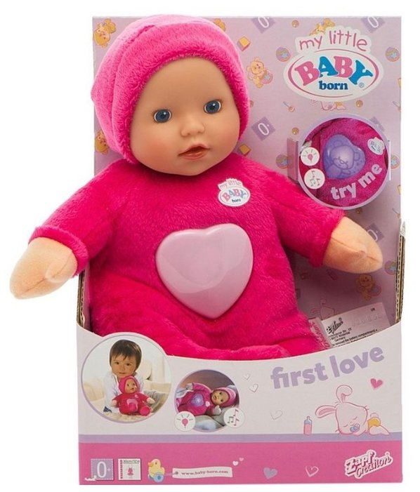 Интерактивная кукла Zapf Creation Baby Born Ночной друг 30 см 820-858