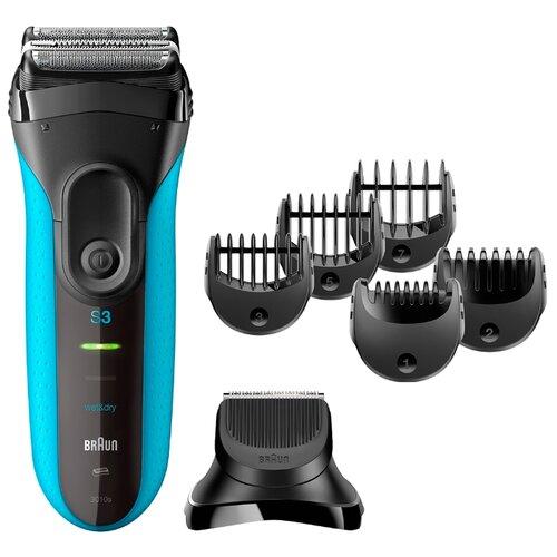 Купить со скидкой Электробритва Braun 3010BT Series 3 Shave&Style