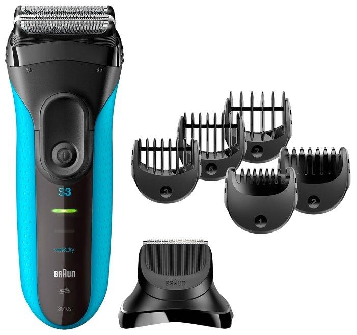 Braun Электробритва Braun 3010BT Series 3 Shave&Style