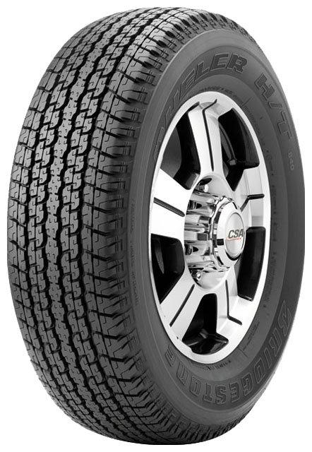 Автомобильная шина Bridgestone Dueler H/T D840