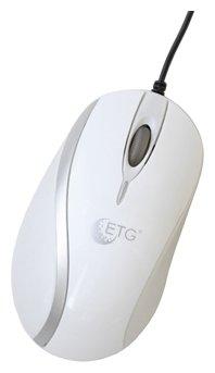 Мышь ETG EM604 White-Silver USB