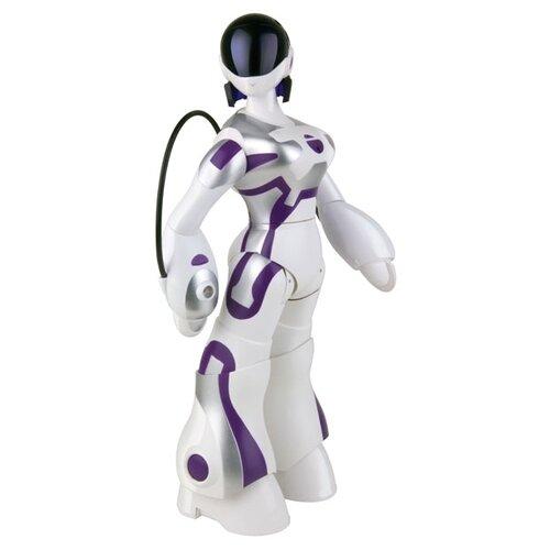 Купить Интерактивная игрушка робот WowWee Femisapien белый/фиолетовый, Роботы и трансформеры