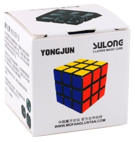 Головоломка Moyu 3x3x3 SuLong