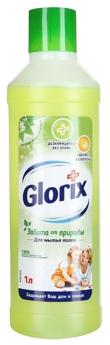 Glorix Средство для мытья полов Забота от природы