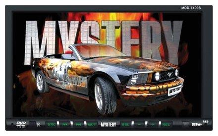 Автомагнитола Mystery MDD-7400S