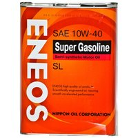 Моторное масло ENEOS Super Gasoline SL 10W-40 4 л