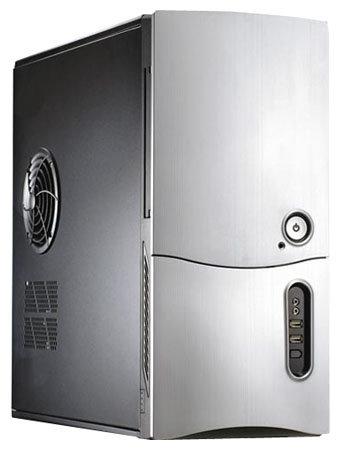 Compucase 7X31 400W Black/silver