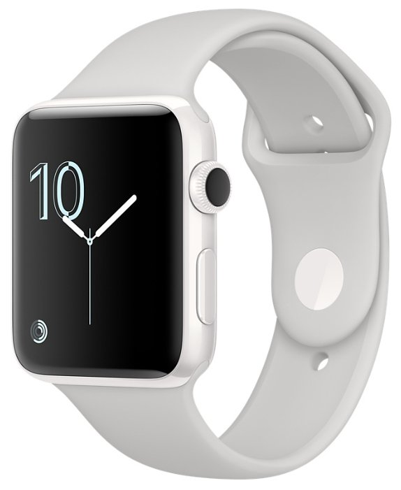 Apple Watch Edition Series 2 42mm with Sport Band