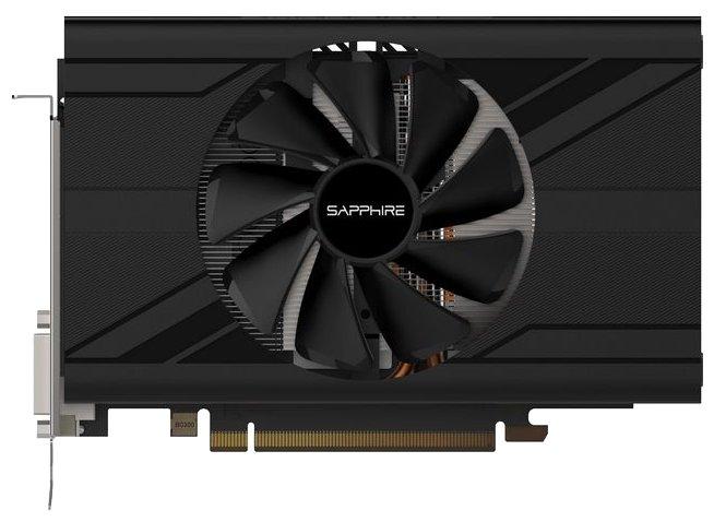Sapphire Видеокарта Sapphire Pulse ITX Radeon RX 570 1244Mhz PCI-E 3.0 4096Mb 7000Mhz 256 bit DVI HDMI HDCP
