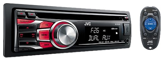 JVC KD-R426