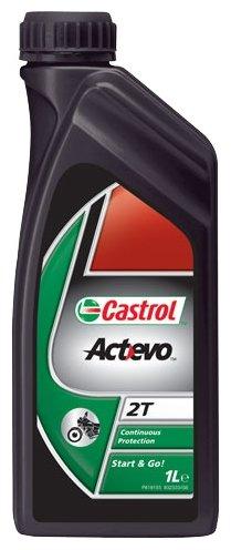 Моторное масло Castrol Act>Evo 2T 1 л