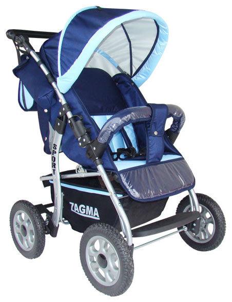 Прогулочная коляска Zagma Sport