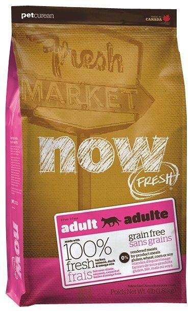 NOW FRESH Grain Free Adult Cat Food (7.26 кг)