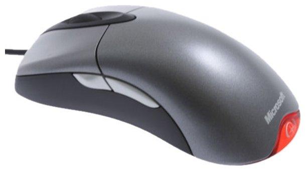 Мышь Microsoft IntelliMouse Explorer 3.0 Black USB