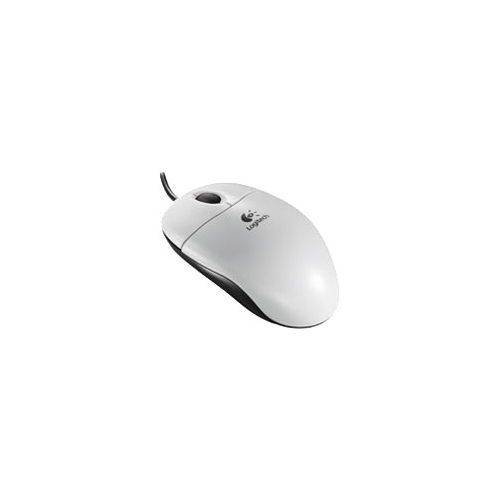 Мышь Logitech Optical Wheel Mouse (S69/U69) Grey PS/2
