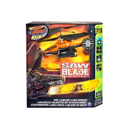 Вертолет Spin Master Air Hogs Saw Blade (44427)