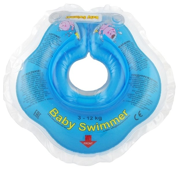 Круг на шею Baby Swimmer 0m+ (3-12 кг)