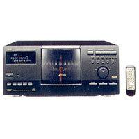CD-чейнджер JVC XL-MC334BK