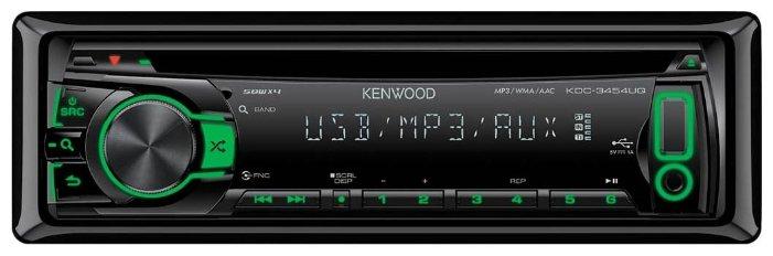 KENWOOD KDC-3454UQ
