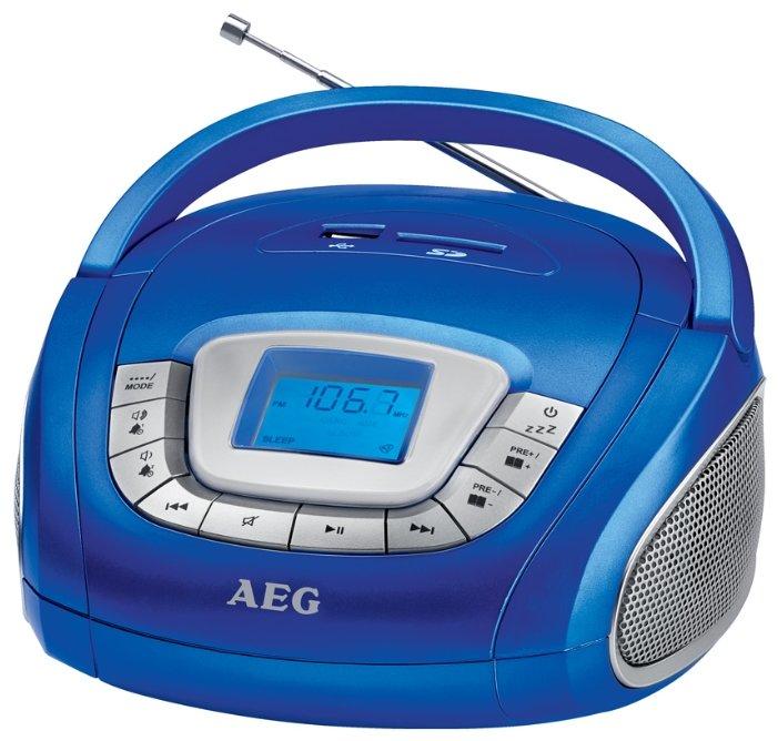 AEG Магнитола AEG SR4373