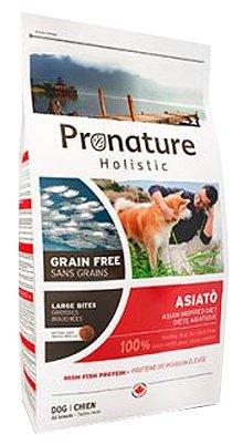 Корм для собак ProNature Holistic Asiato 12 кг (для крупных пород)