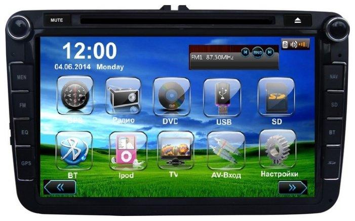 Автомагнитола Daystar DS-7080HD 3S