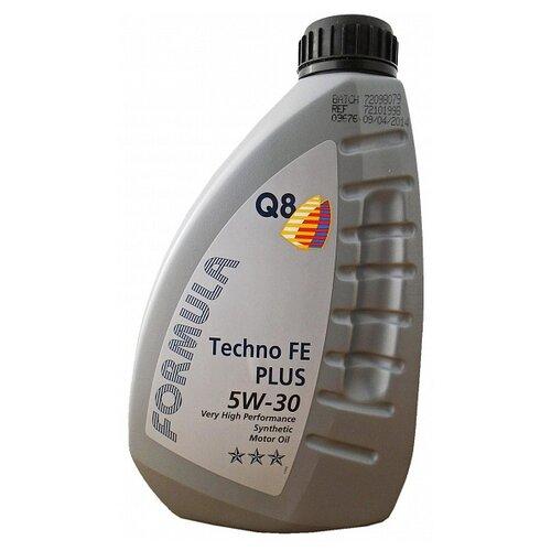 Синтетическое моторное масло Q8 Formula Techno FE Plus 5W-30, 1 л