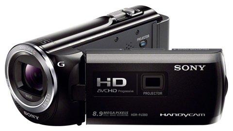 Sony Видеокамера Sony HDR-PJ380E