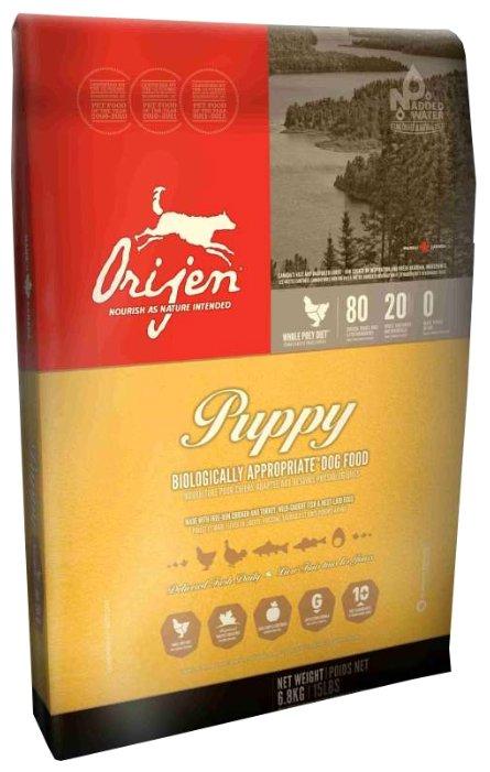 Корм для щенков Orijen 6.8 кг