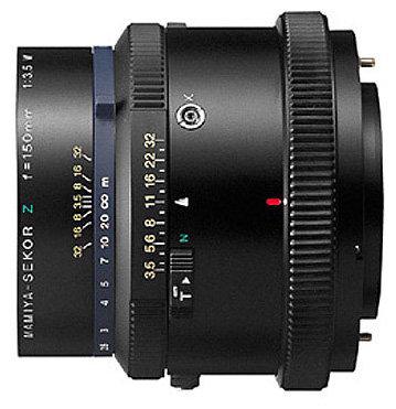 Объектив Mamiya Sekor Z 150mm f/3.5 RZ65