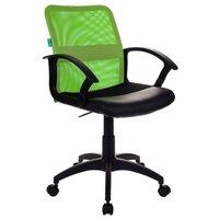 Офисное кресло Бюрократ CH 590 Ткань TW-11 (черный) 230x540x570