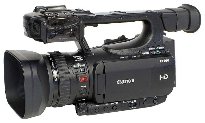 Canon Видеокамера Canon XF100