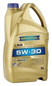Моторное масло Ravenol Longlife LSG SAE 5W-30 5 л