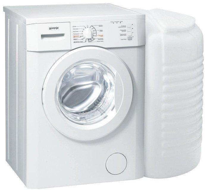 Стиральная машина Gorenje WS 50085 R+ резервуар