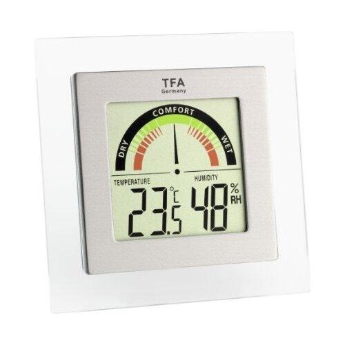 Метеостанция TFA 305023 белый