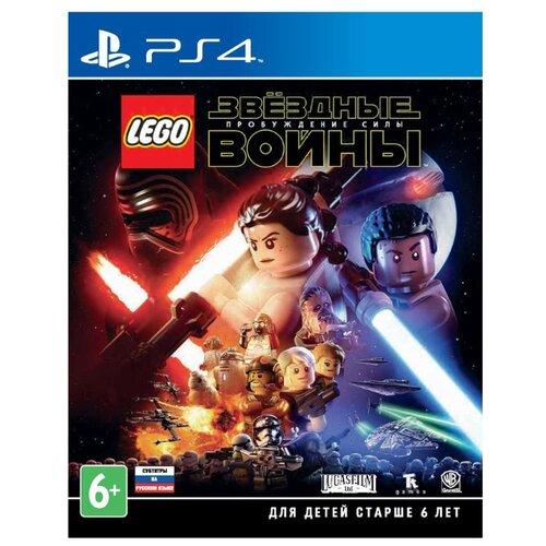Игра для PlayStation 4 LEGO Star Wars: The Force Awakens