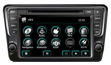 FlyAudio 66007A20E1 Volkswagen Polo 2013