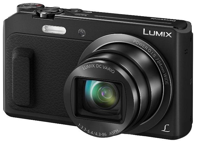 Panasonic Компактный фотоаппарат Panasonic Lumix DMC-TZ57
