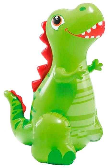 Надувная игрушка Intex Веселый динозавр с фонтаном Intex 56598