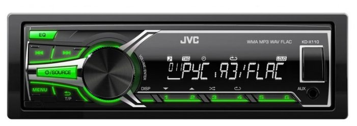 JVC KD-X110EE