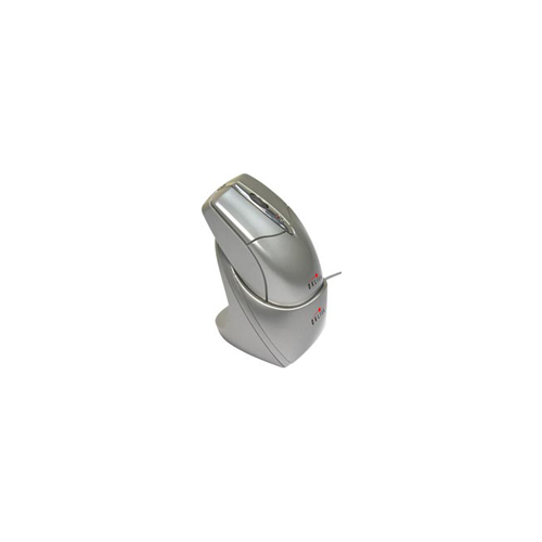 Мышь Oklick 853 S Wireless Optical Mouse Silver PS/2+USB