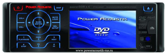 Автомагнитола Power Acoustik PTID-4007