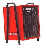 Электрическая тепловая пушка Sial Red Planet RP 20 M (2 кВт)