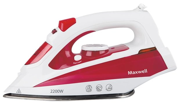 Утюг Maxwell MW-3045 R